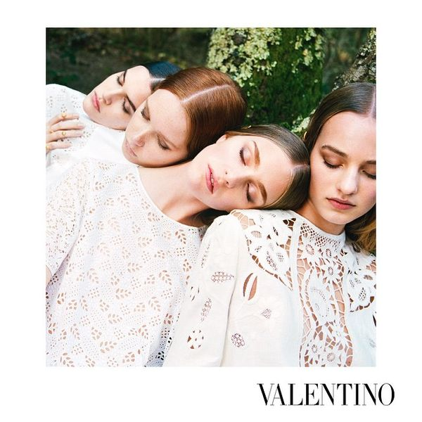 Wspaniała kampania Valentino - wiosna/lato 2015 (FOTO)