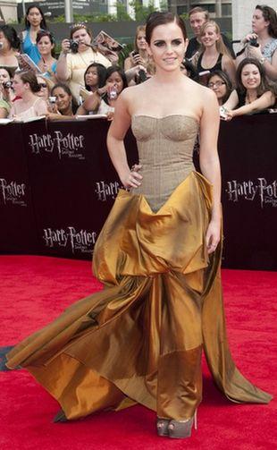 Emma Watson w sukni Bottega Veneta (FOTO)