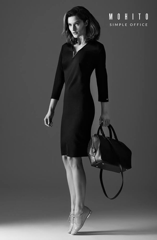 Biurowa elegancja, czyli lookbook Mohito Simple Office