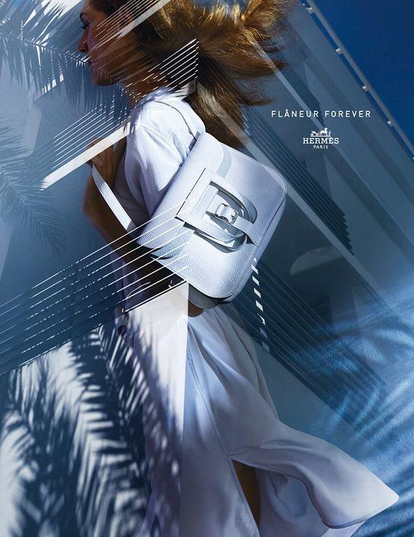 Zachwycająca kampania Hermès - Flâneur Forever (FOTO)