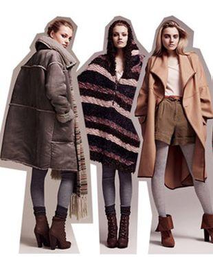 H&M - jesienny lookbook 2010