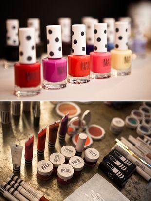 Kolekcja kosmetyków TopShop