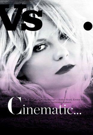 Kirsten Dunst, Amber Heard i Laetitia Casta dla Vs. Magazine