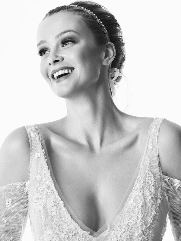 Maciej Zień powraca w wielkim stylu - zobaczcie suknie ślubne na 2017 rok!