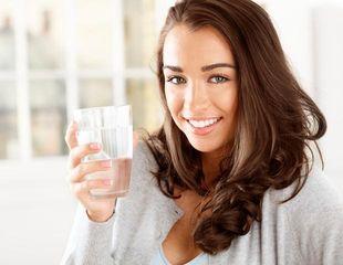 Najlepszy kosmetyk świata - woda!