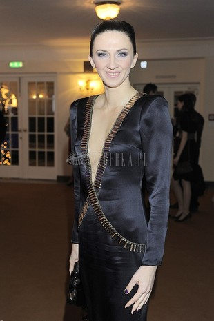 Monika Pyrek w sukience Teresy Rosati (FOTO)