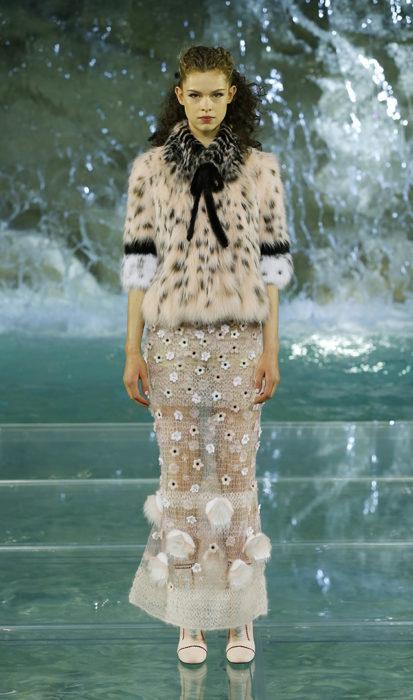 Karl Lagerfeld po raz kolejny udowodnił, że jest cudotwórcą?