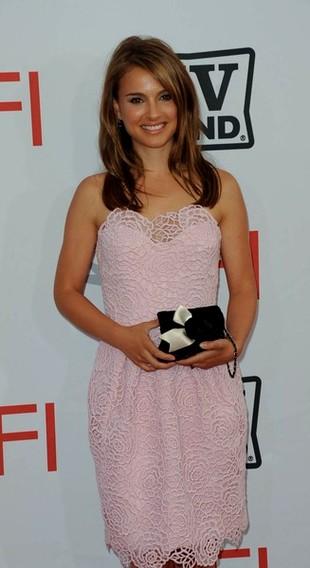 Natalie Portman - słodko w Diorze