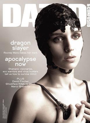 Rooney Mara na okładce Dazed & Confused