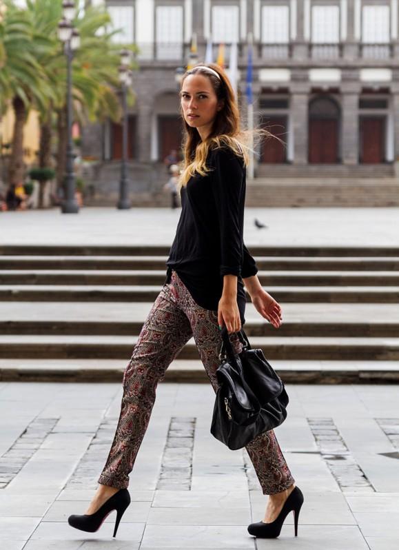 Zara People przedstawia uliczne stylizacje