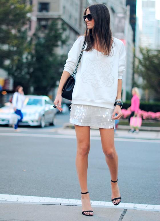 Zara People uliczne stylizacje