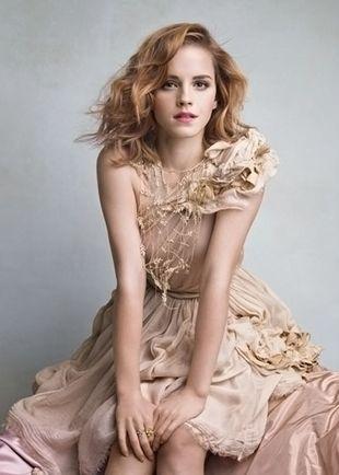Emma Watson dla Vanity Fair