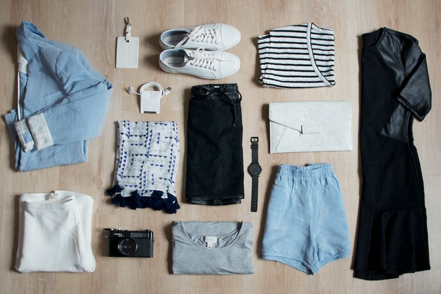 Capsule Wardrobe - co to jest?