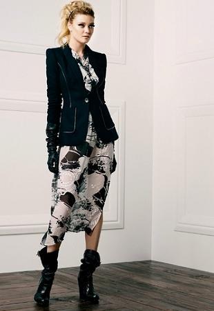 Rachel Zoe - kolekcja Pre-Fall 2012