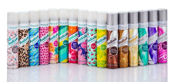 Suchy szampon - najlepsza broń do walki z czasem!