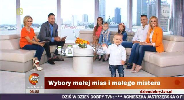 Mała Miss i Mały Mister - konkurs dzieci czy rodziców?