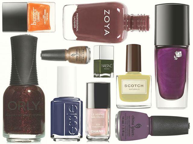 Jesienne kolory lakierów do paznokci - co będzie modne? FOTO