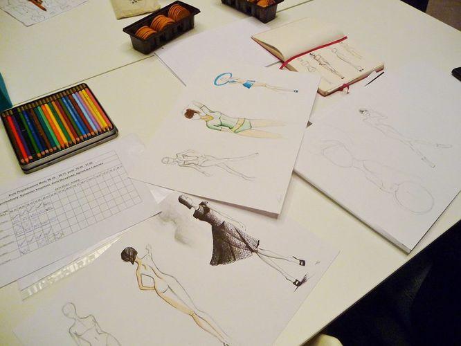 Warsztaty projektowania mody w Splocie artystycznym!