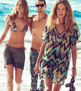 Letnia kampania H&M  2010