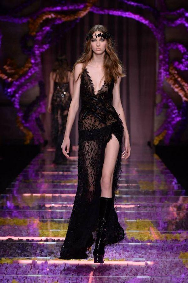 Zachwycająca kolekcja Atelier Versace - Fall/Winter 2015