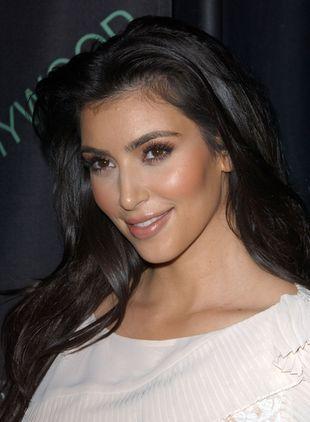 Kim Kardashian romantycznie