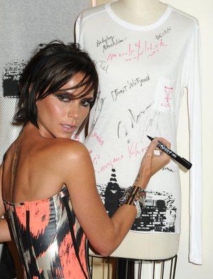 Victoria Beckham wystąpi w Gossip Girl