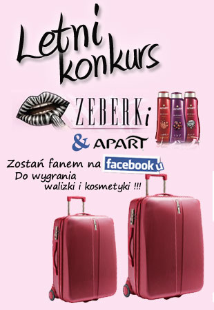 Letni konkurs Zeberki i Apart trwa!