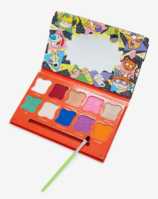 Jesteście lub byłyście fankami Nickelodeon? Ta paleta Was zachwyci! (FOTO)