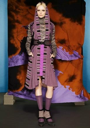 Missoni - kolekcja Pre-Fall 2012