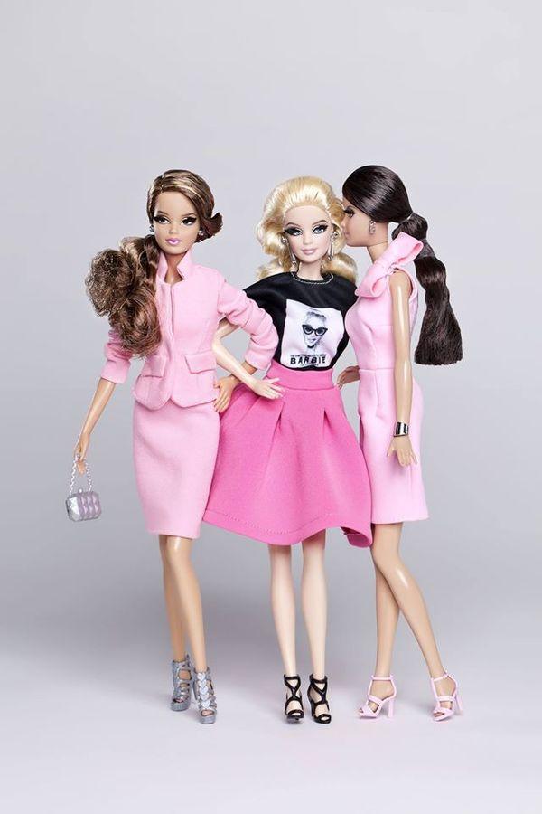 Najnowsza sesja zdjęciowa Mohito - Barbie w roli modelek