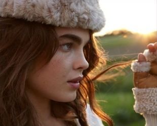 Bambi Northwood - Blyth ponownie dla Free People (FOTO)