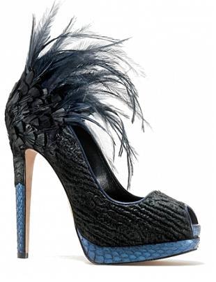 Gaetano Perrone - buty z kolekcji karnawałowej