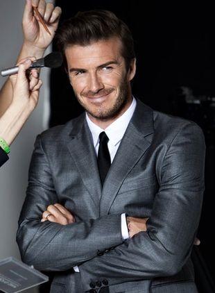 David Beckham zaprojektuje dla H&M