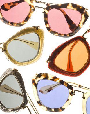 Okulary słoneczne od Miu Miu (FOTO)