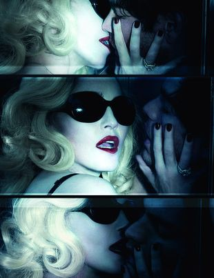 MDG - okulary Madonny dla Dolce&Gabbana