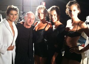 Za kulisami wiosennej kampanii Dolce&Gabbana (FOTO)