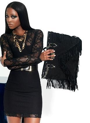 Versace - Pre-Fall 2012