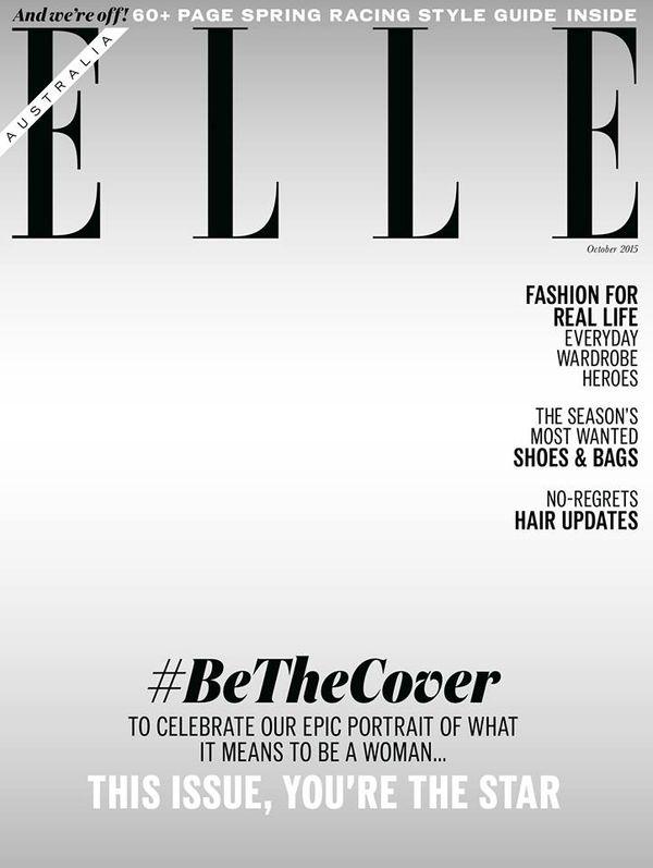 Każda z Was może zostać gwiazdą najnowszego numeru Elle