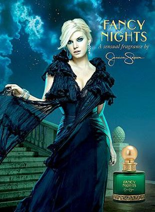 Fancy Nights - perfumy Jessiki Simpson