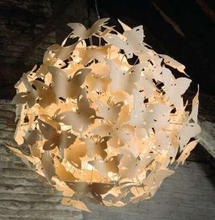 Design inspirowany naturą - lampy