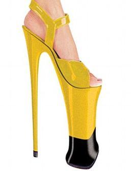 Czy tak wyglądają najbardziej niebezpieczne buty świata?