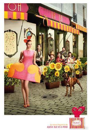 Oh La La!  Perfumy Agathy Ruiz de la Prada
