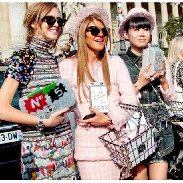 Torebka koszyk Chanel budzi niemałe kontrowersje! (FOTO)