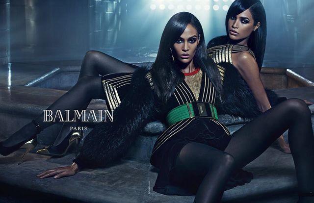 Pierwsza poważna kampania reklamowa Kylie Jenner - Balmain!