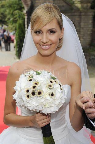 Suknia ślubna Agnieszki Popielewicz (FOTO)
