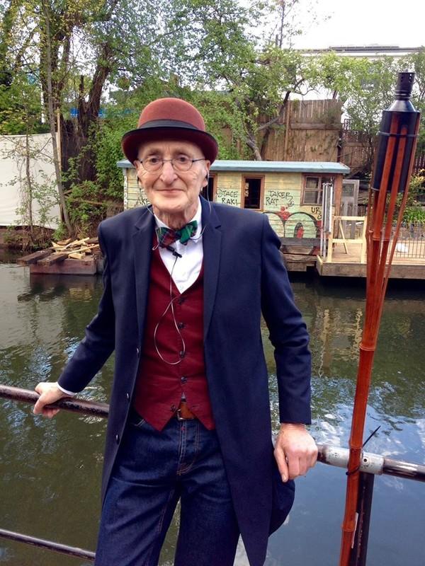 Starszy pan, który ubiera się lepiej, niż Ty (FOTO)