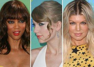 Makijaże i fryzury na Teen Choice Awards