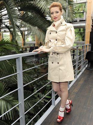 Ada Fijał bawi się modą