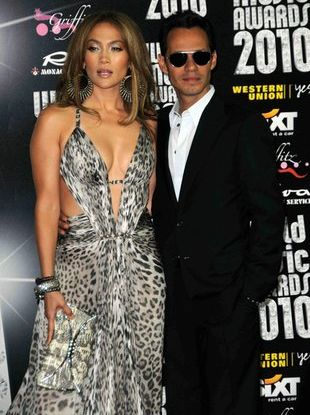 Jennifer Lopez w kreacji Roberto Cavalli