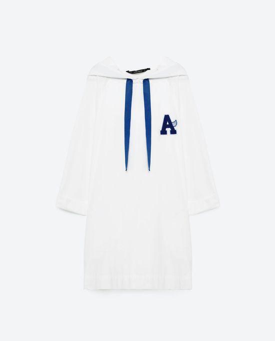 Zara TRF Varsity - College'owy styl na jesień 2016